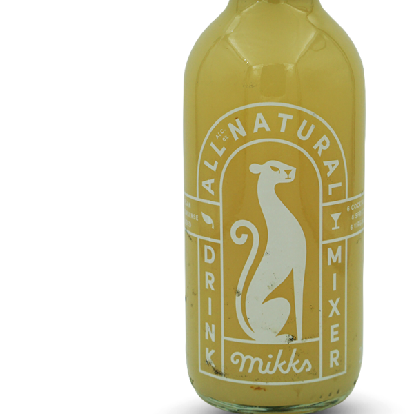 Mikks SOUR LEMON (6-8 Drinks)
