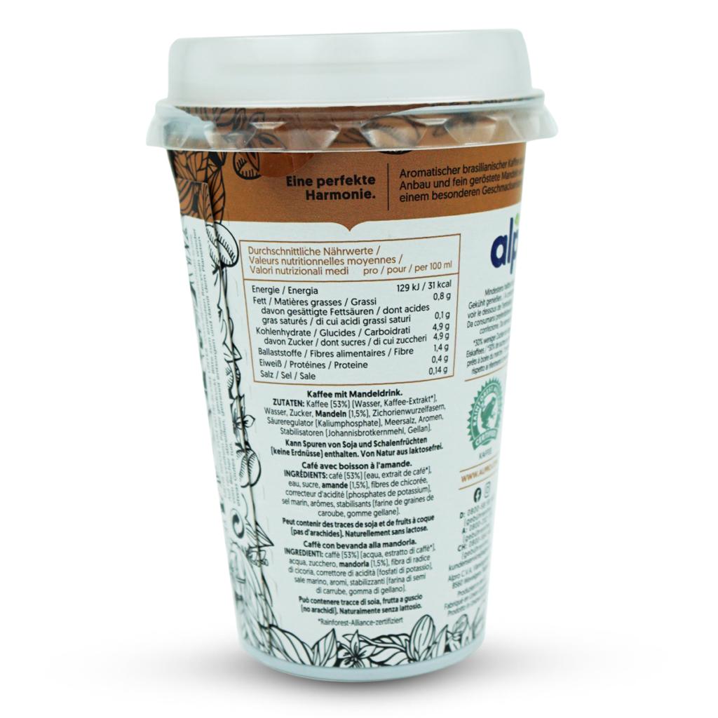 Alpro Kaffee Mandel