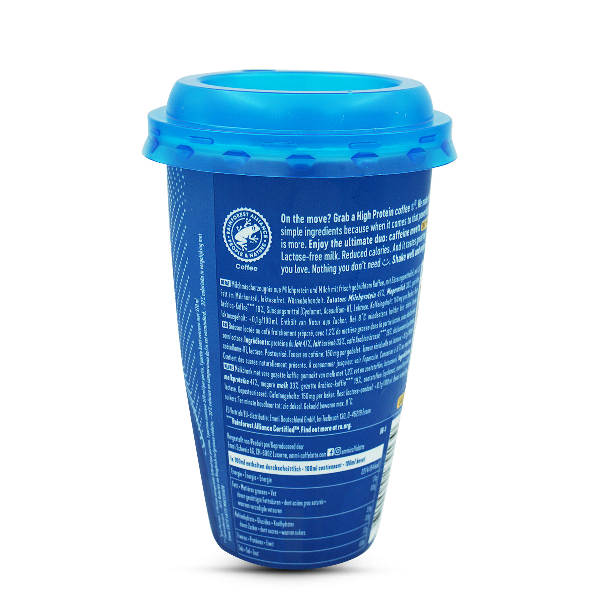 Emmi Caffè Latte High Protein