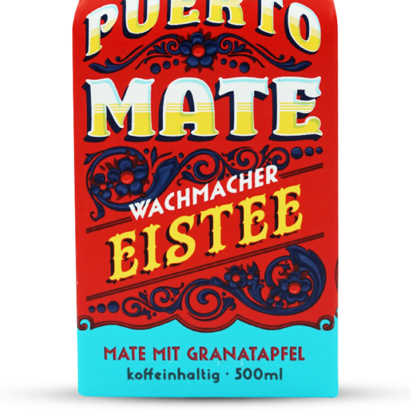 Puerto Mate mit Granatapfel