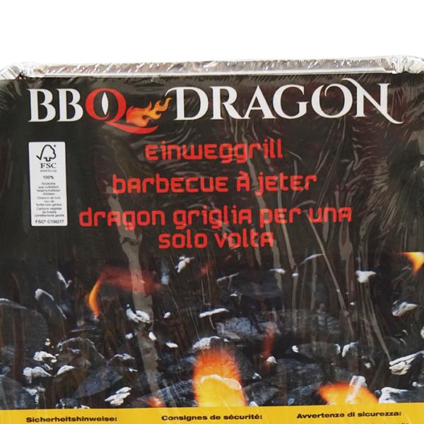 BBQ Dragon Einweggrill