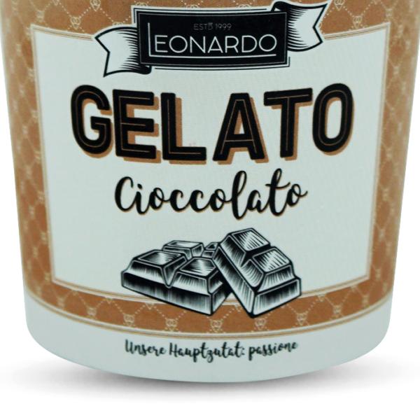 Leonardo Gelato Cioccolato