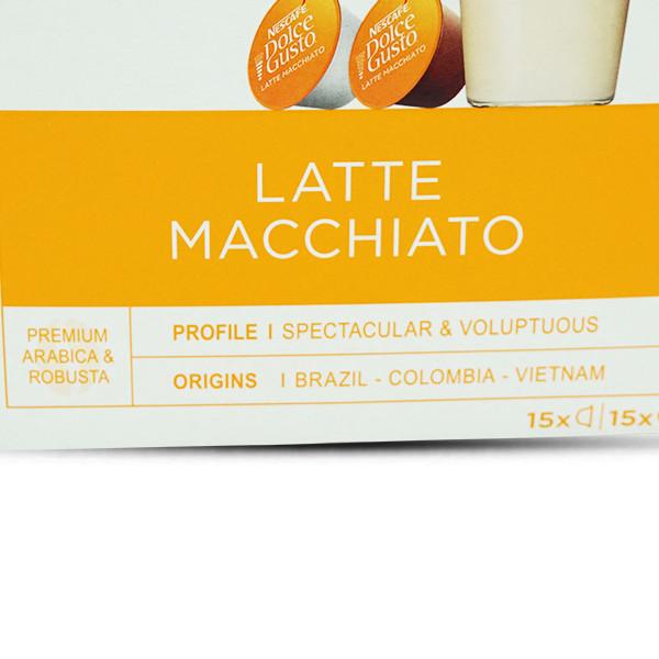 Nescafé Dolce Gusto Latte Macchiato 15Stk.