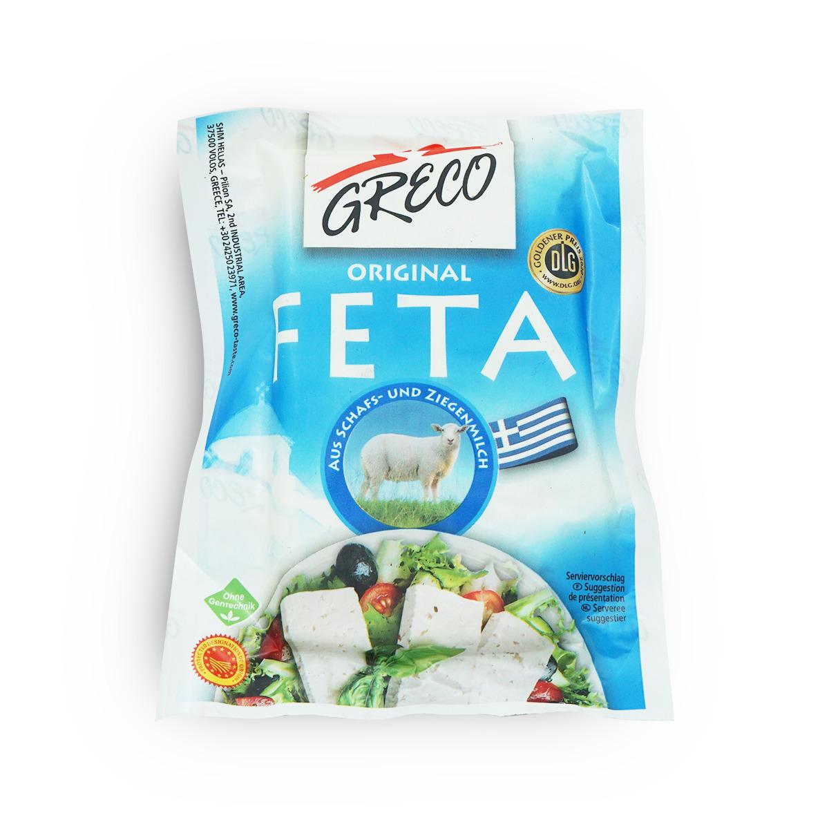 Greco Griechischer Feta Käse