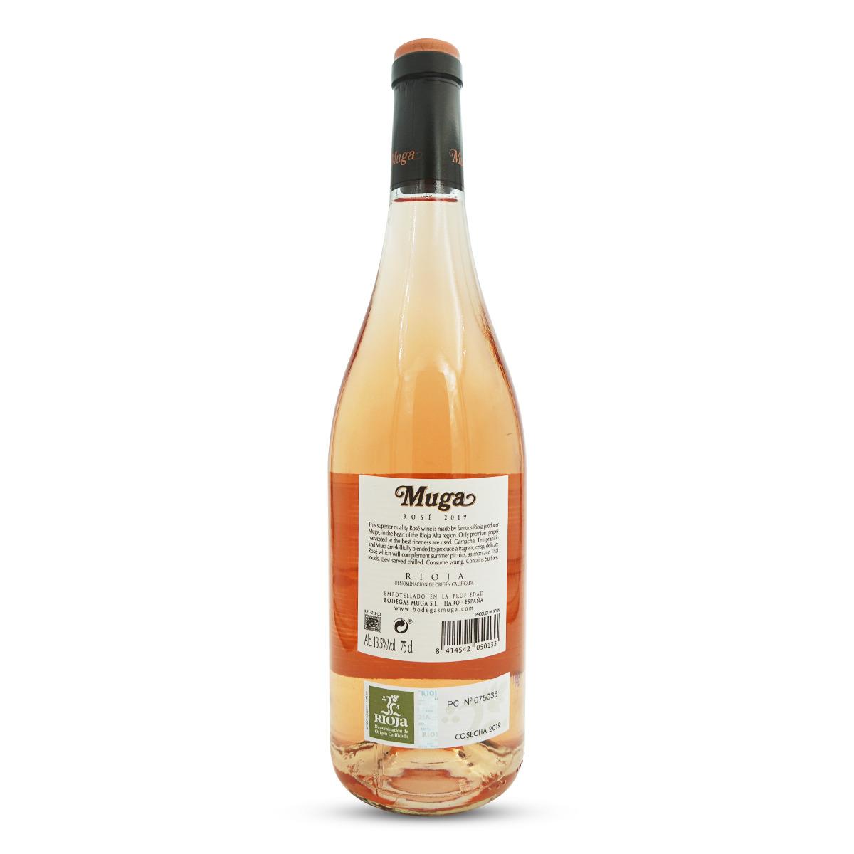 Muga Rioja Rosado 2019