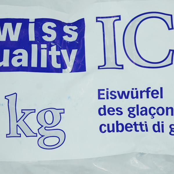 Ice Factory Eiswürfel