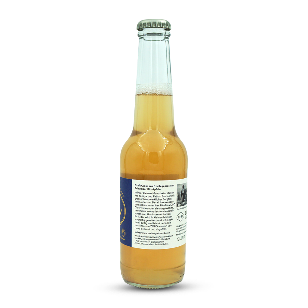 Zobo Bio Cider