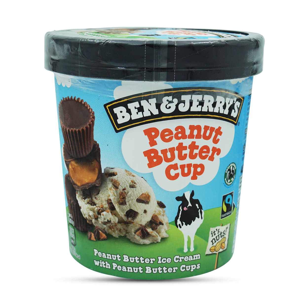 Ben & Jerry's Glace Peanut Butter Cup