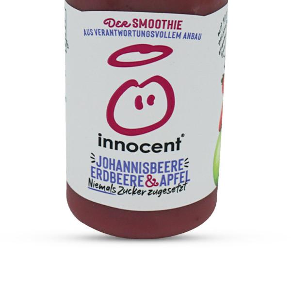 Innocent Brombeere, Erdbeere & Johannisbeere Smoothie
