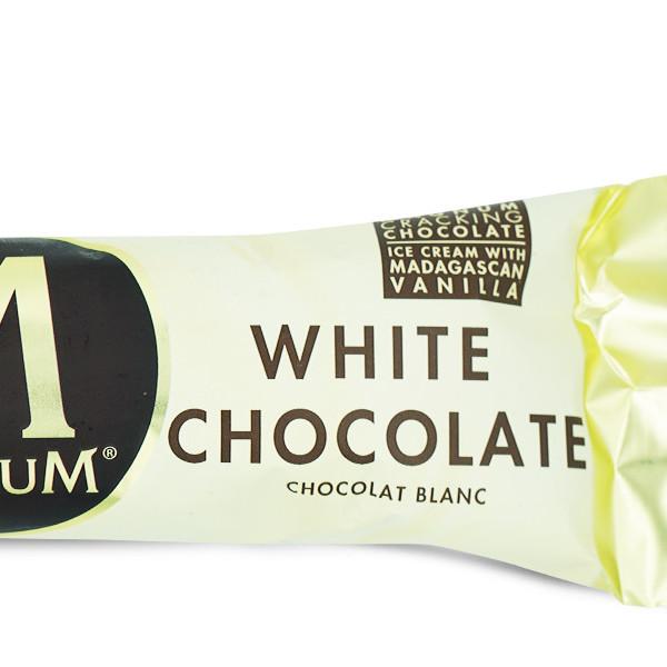 Magnum Glace White