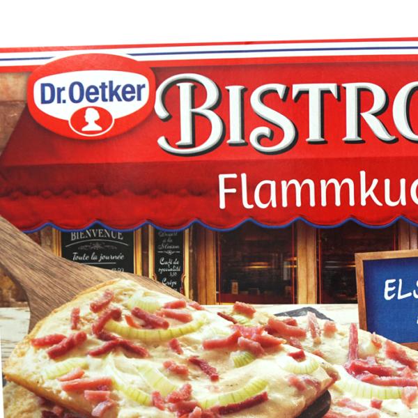Dr. Oetker Bistro Flammkuchen Elsässer Art