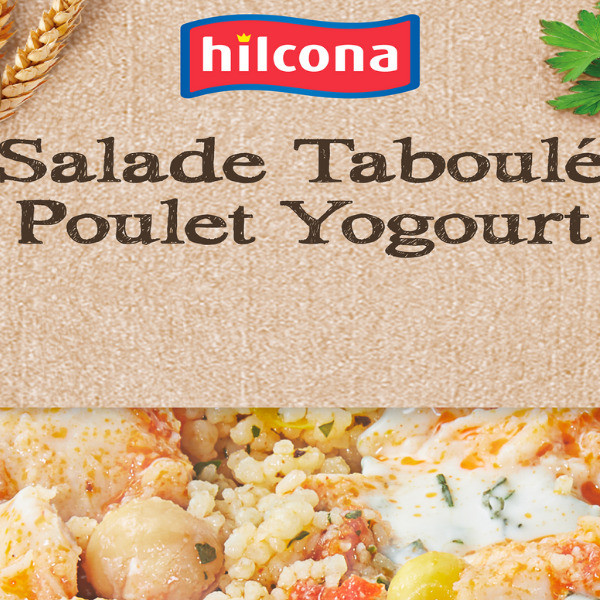 Salat Taboulé Poulet Joghurt