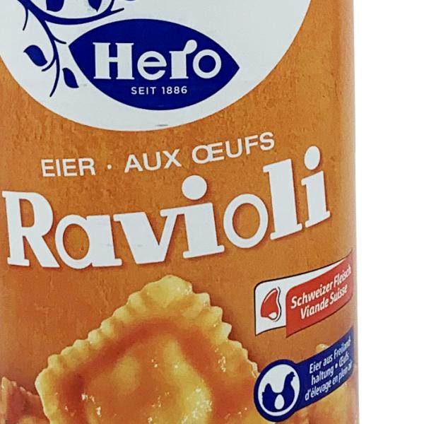 Hero Eier-Ravioli Fixfertig
