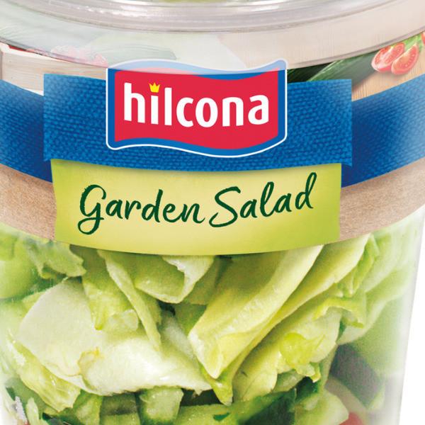 Shaker Salad Garden