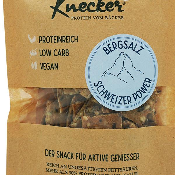 Knecker mit Bergsalz Pocketsize