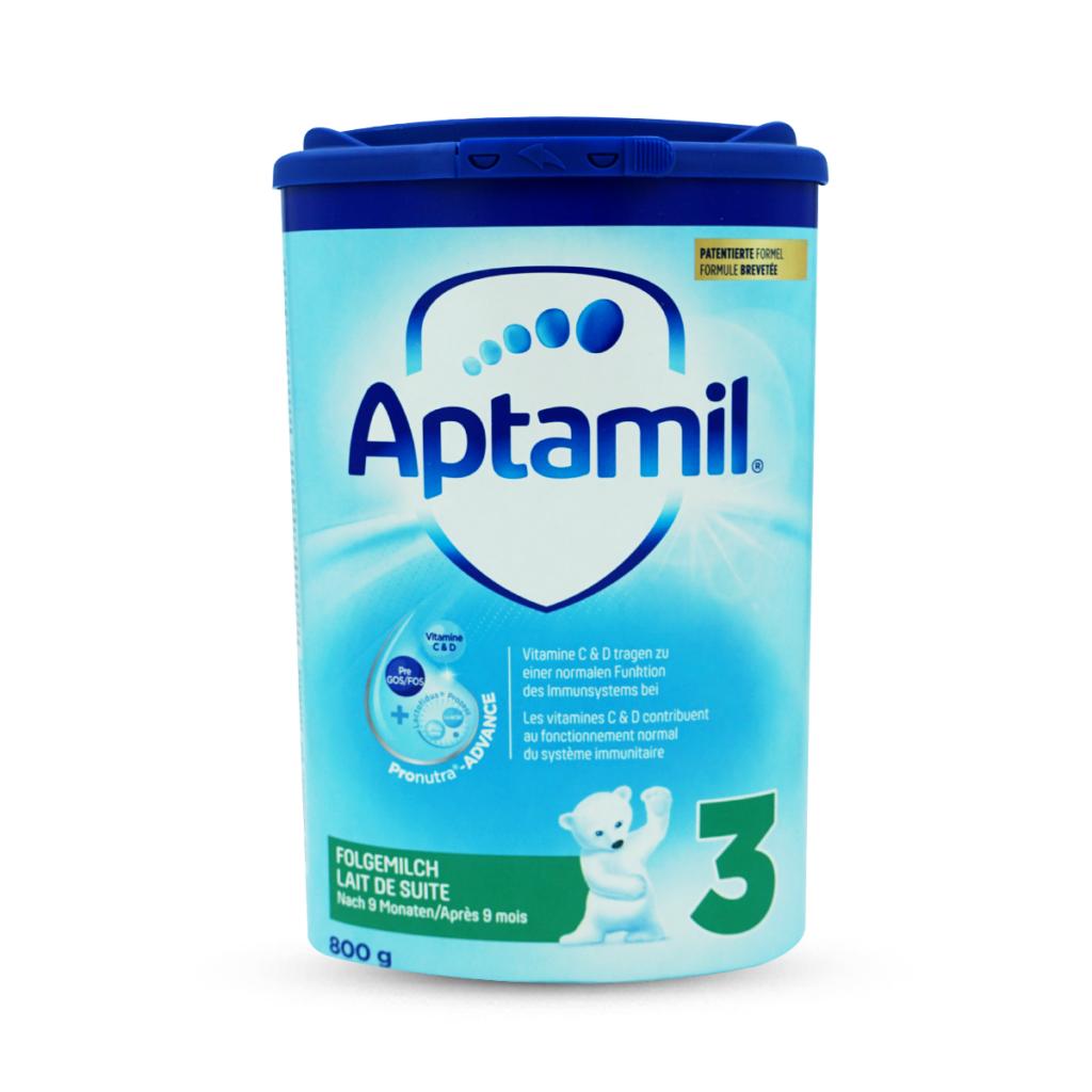 Milupa Aptamil Folgemilch-Pulver 3 9+ Monate