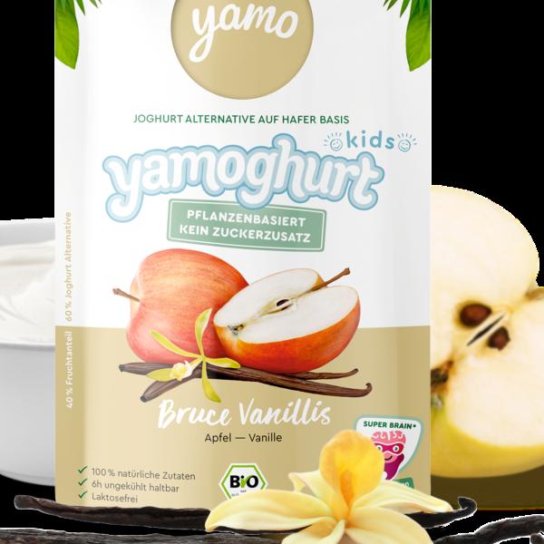 yamo Yamoghurt Bruce Va-nillis