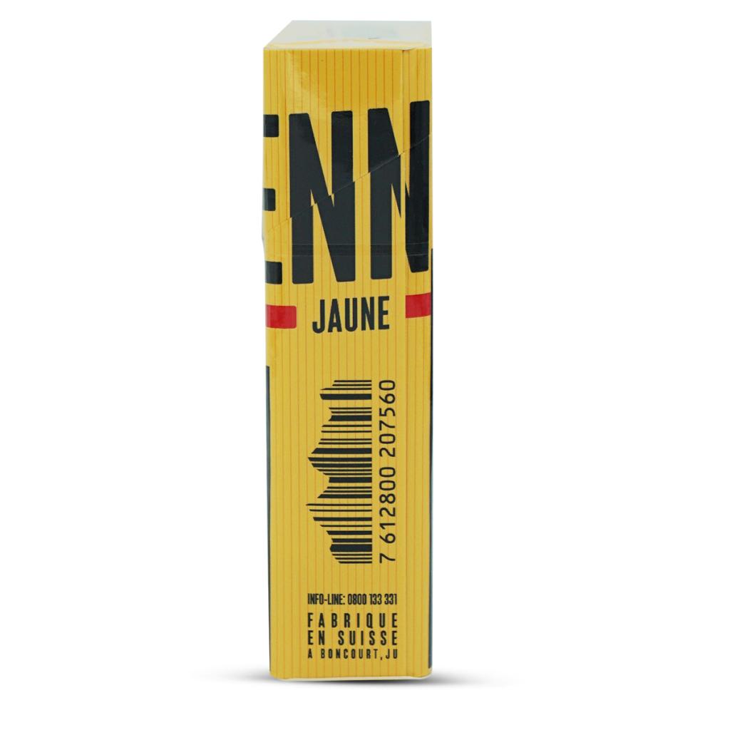 Parisienne Zigaretten Jaune
