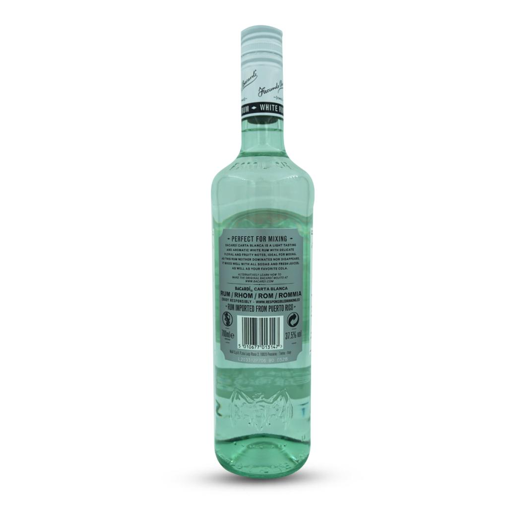 Rum Bacardi Superior Carta Blanca