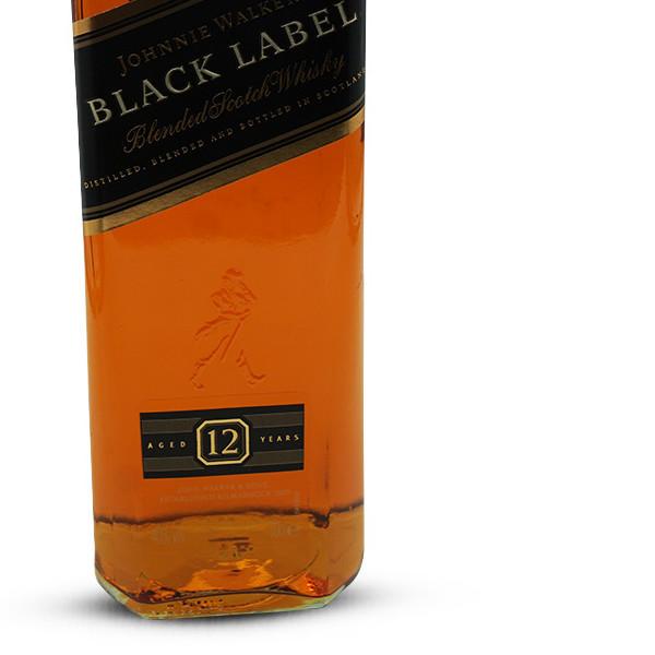 Johnnie Walker Black Label 12 Years Whisky