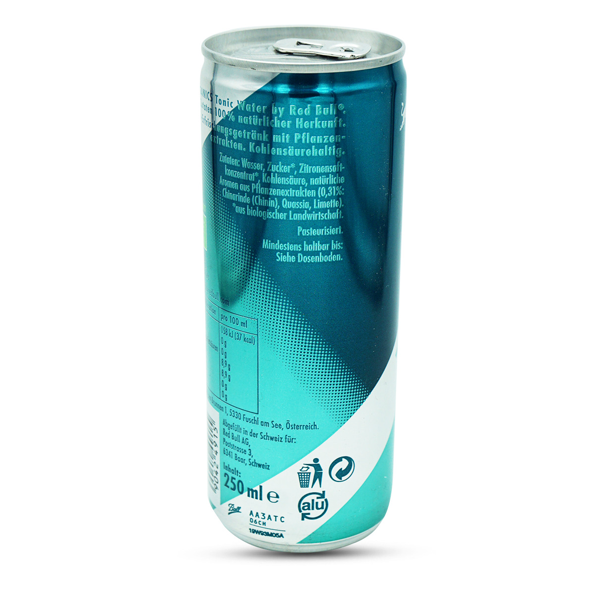 Organics by Red Bull Tonic Water