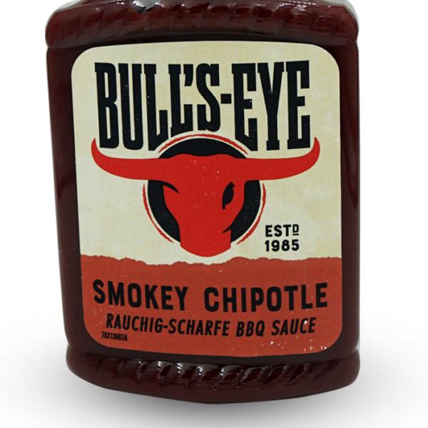 Bull's Eye Smokey Chipotle Sauce