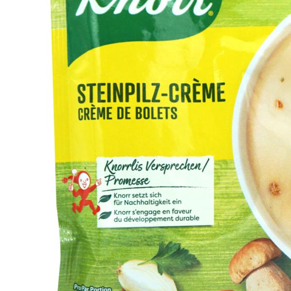 Knorr Steinpilz