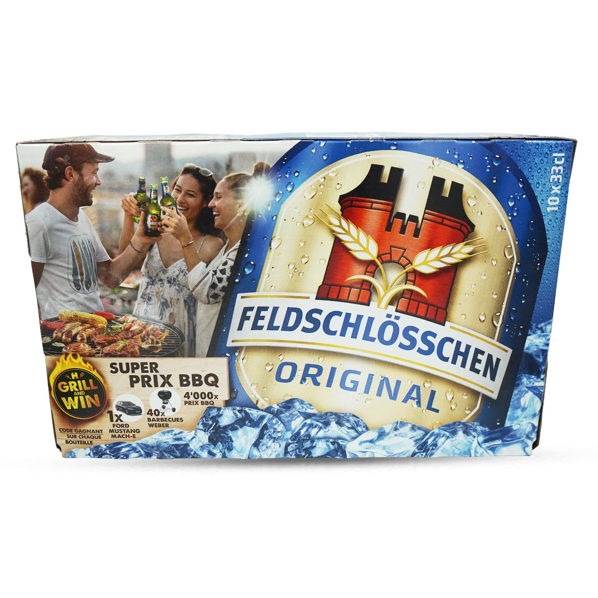 Feldschlösschen Original Lager Bier