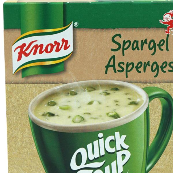 Knorr Quick Soup Spargel