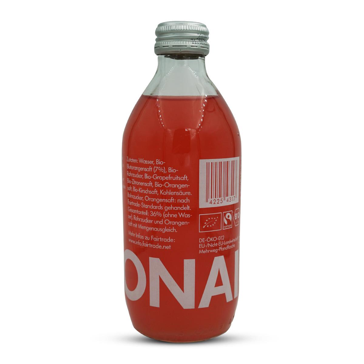 LemonAid Bio Blutorange