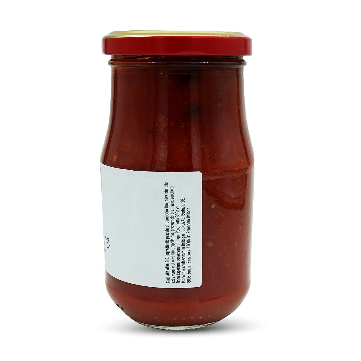 Genovas Sugo Pronto Olive
