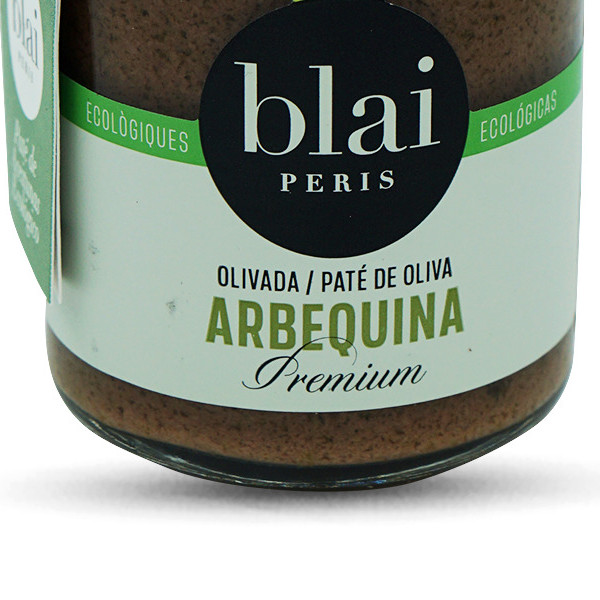 Bio Arbequina Oliventapenade