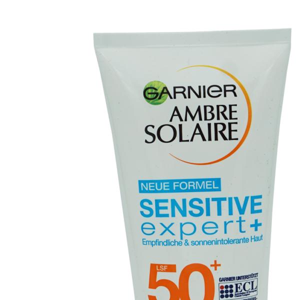 Ambre Solaire Sonnencreme Sensitive SF50+