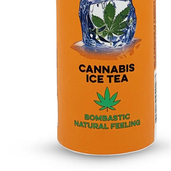 Biotta C'ICE Swiss Hemp Ice Tea