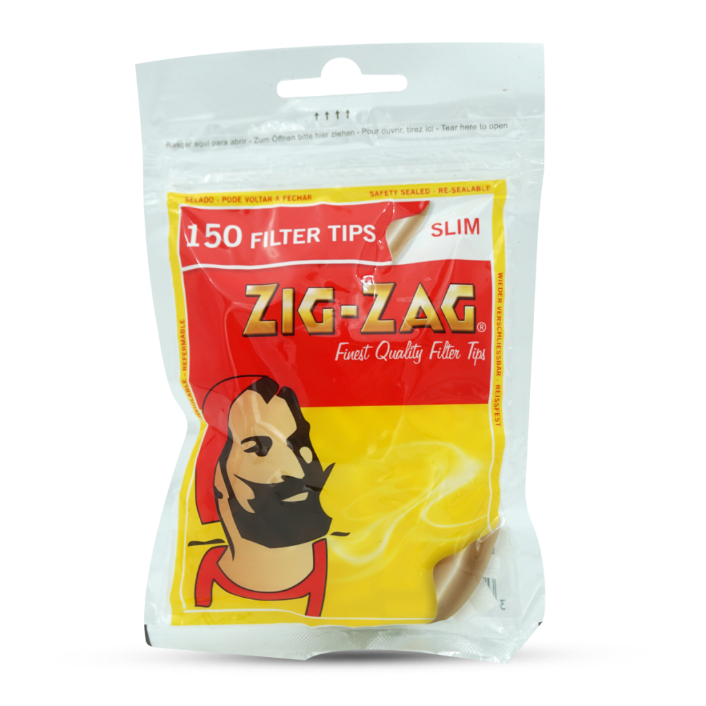 Zig Zag Zigarettenfilter Slim 150 Stk.