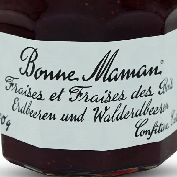 Bonne Maman Konfitüre Erdbeer & Waldbeer