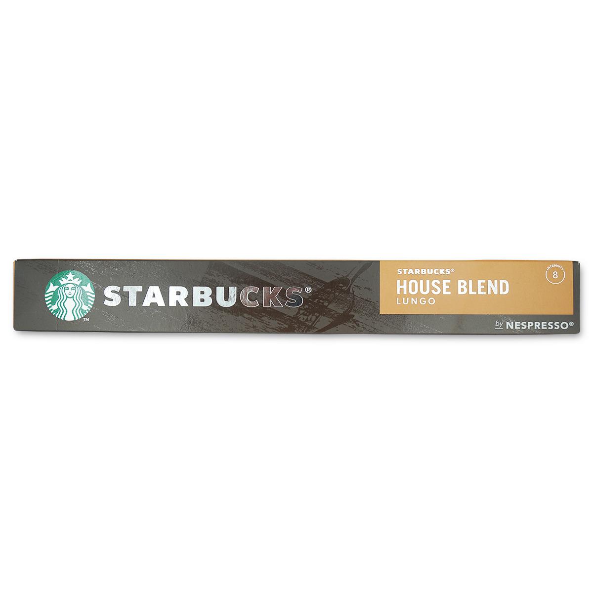 Starbucks Nespresso House Blend 10 Kap.