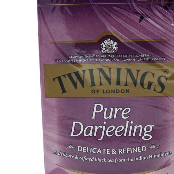 Twinings Tee Darjeeling 25 Beutel