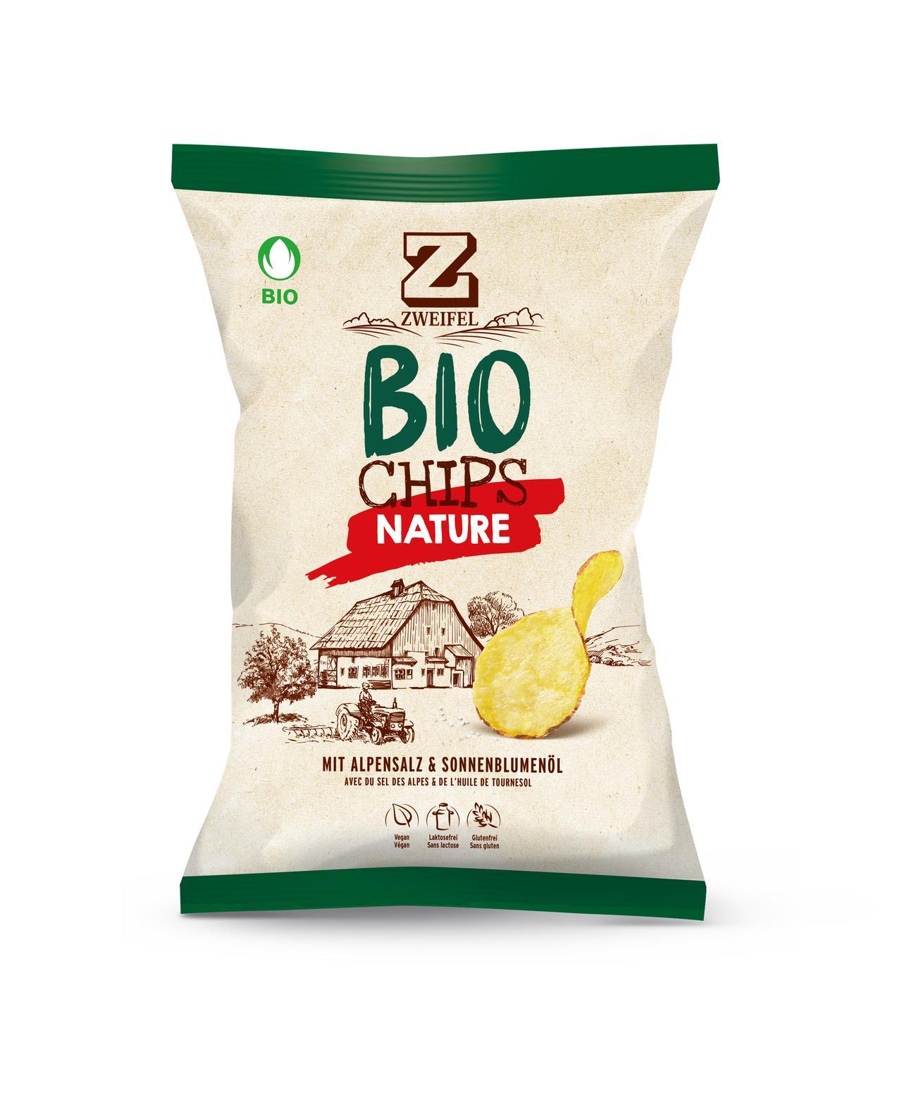 Zweifel Bio Chips Nature