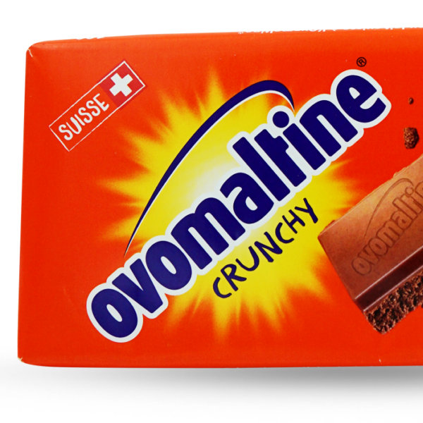 Ovomaltine Tafelschokolade