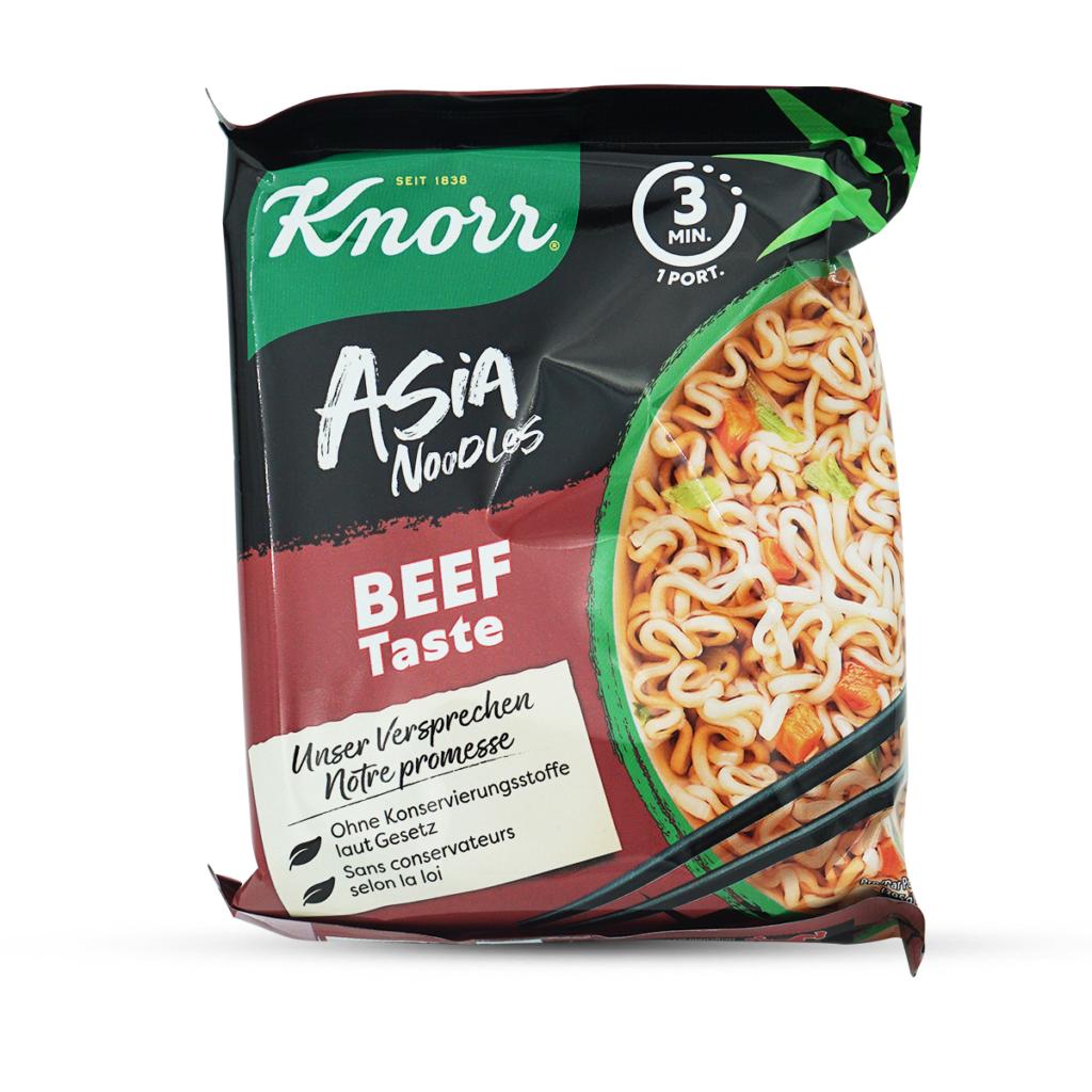Knorr Quick Noodles Rind