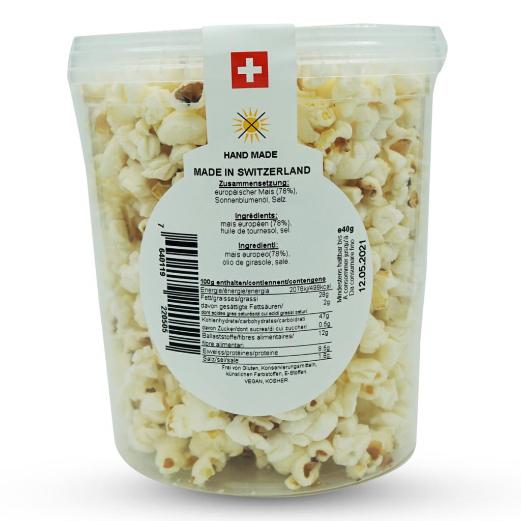 Maya Popcorn Salz