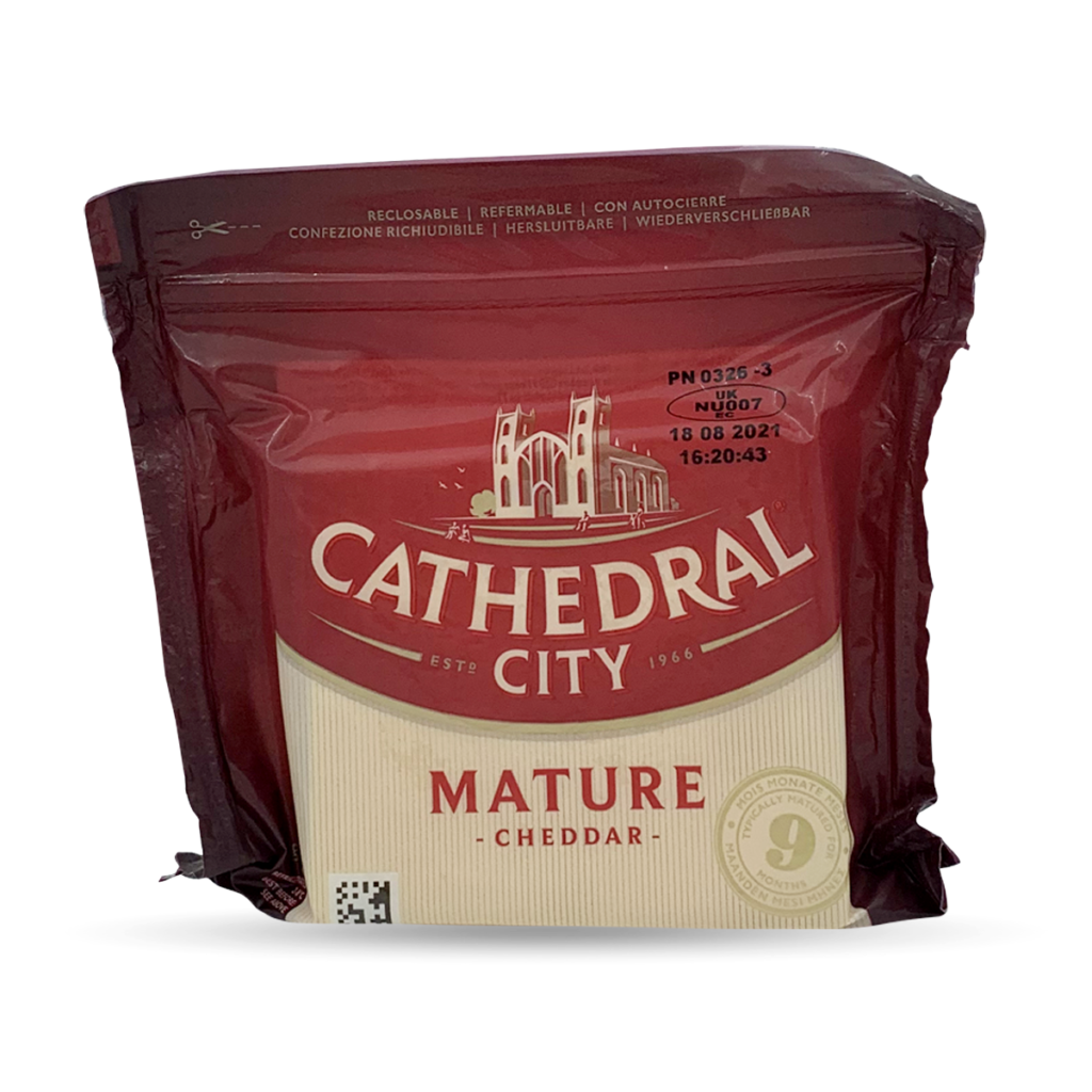 Cathedral City Mature Cheddar (Block)