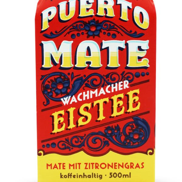 Puerto Mate mit Zitronengras