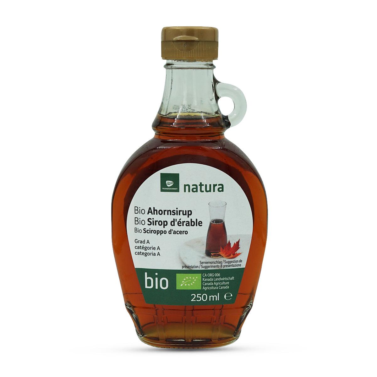Natura Bio Ahornsirup
