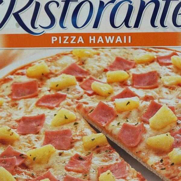 Dr. Oetker Pizza Ristorante Hawaii