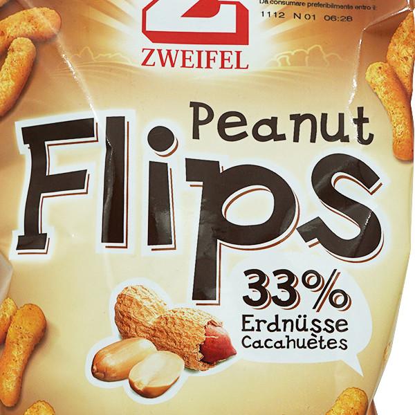 Zweifel Peanut Flips