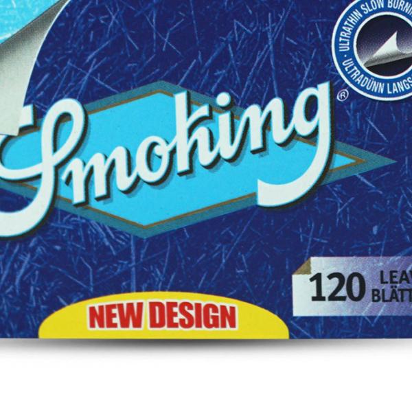 Smoking Rolling Zigarettenpapier 120 Stk.