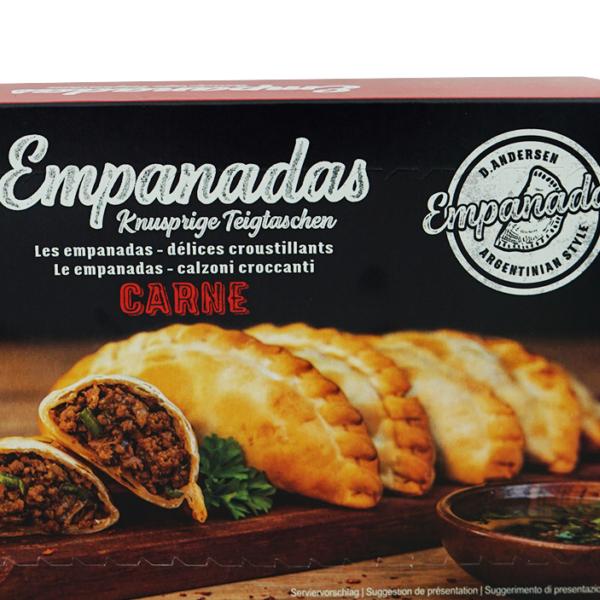 Empanadas mit Fleischfüllung 6Stk.