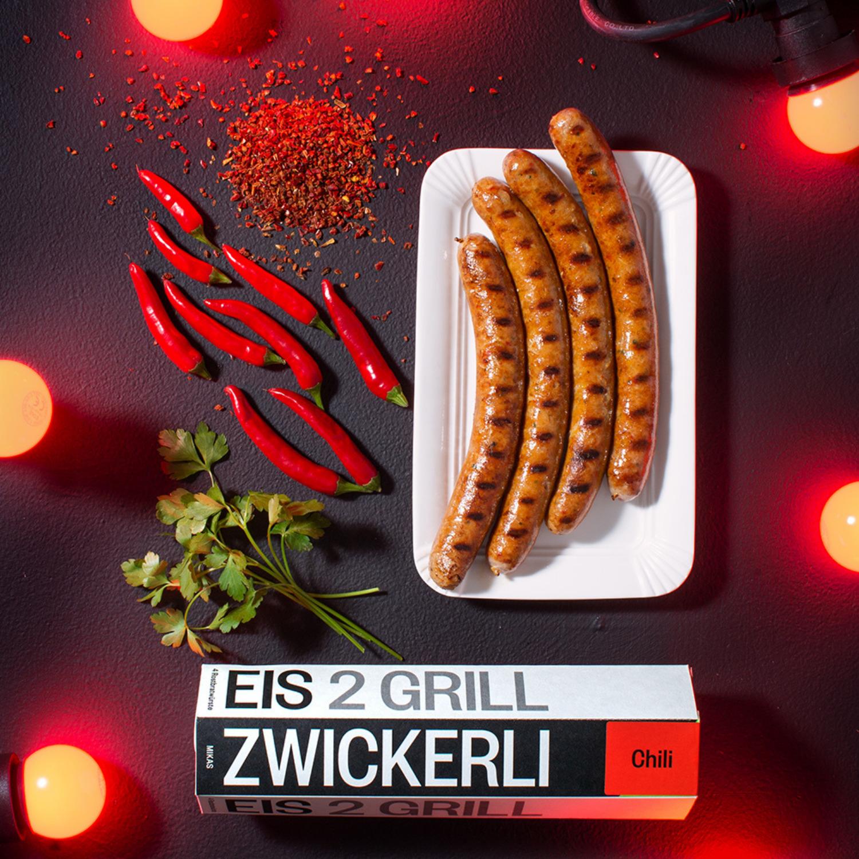 Mikas ZWICKERLI Chili 4 Stk.